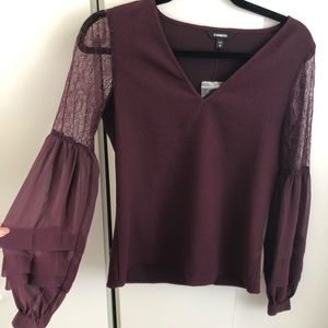 NWT Express Top Size XS